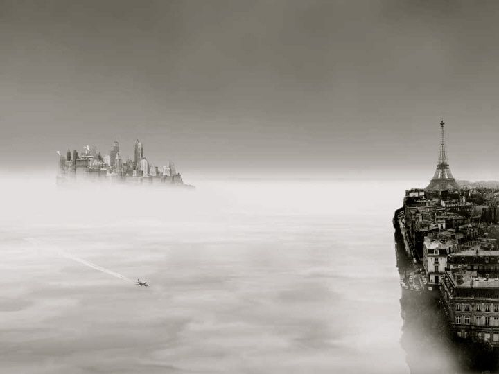 Thomas Barbey View from the Top