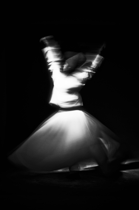 Whirling Dervish  ~