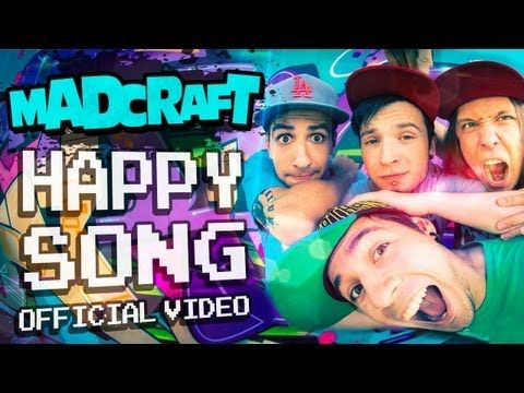 MadCraft - Happy Song [Official Music Video]