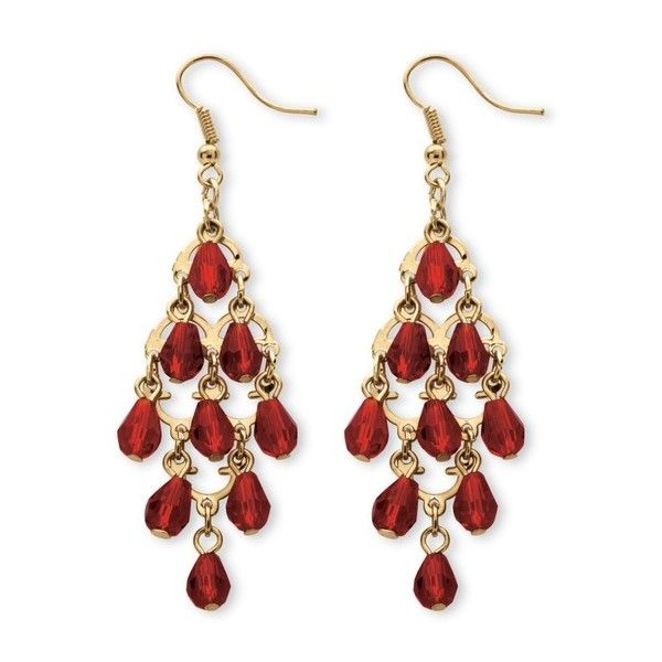 Red Diamond Chandelier Earrings: Best 25+ Gold Chandelier Earrings Ideas On Pinterest