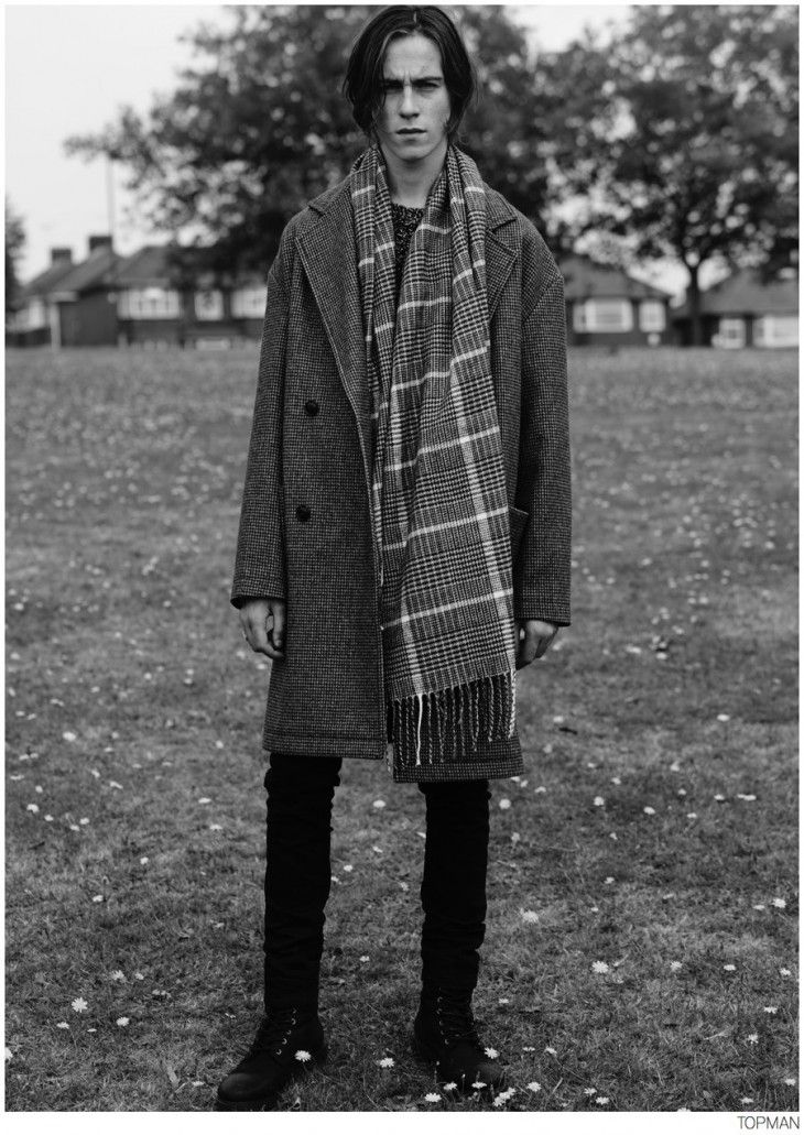 Angus McGuinness – Topman Coats by Laurence Ellis