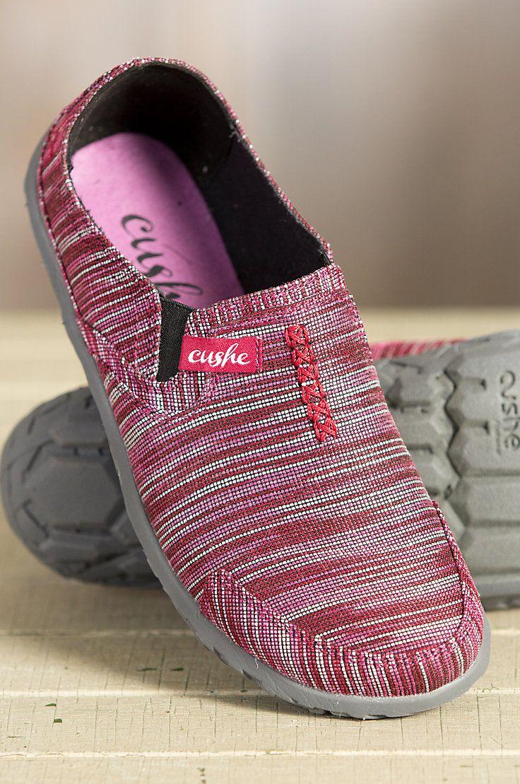 Women's Cushe Slipper II Canvas Shoes