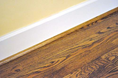 25 Best Ideas About Shoe Molding On Pinterest Baseboard