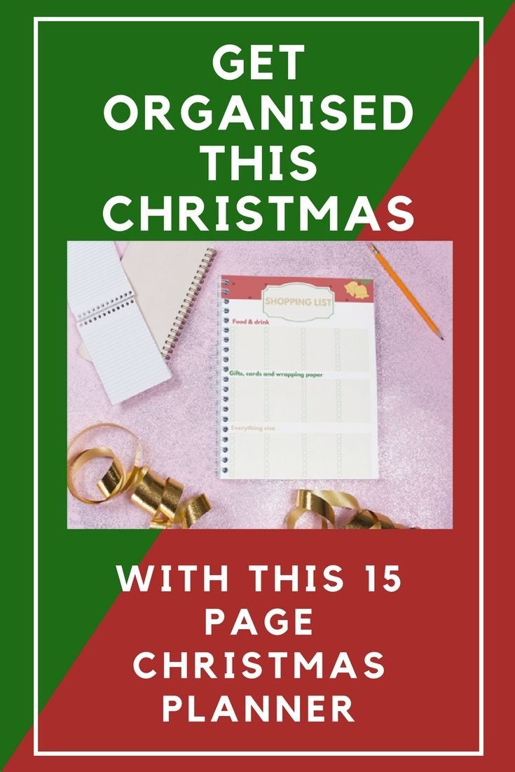 For many of us, the most wonderful time of the year can actually be really stressful. From managing a Christmas budget to keeping on top of all of the extra social activities, there's actually a lot to think about. I find that I can get overwhelmed really quickly. Throw in all the coughs and colds around...