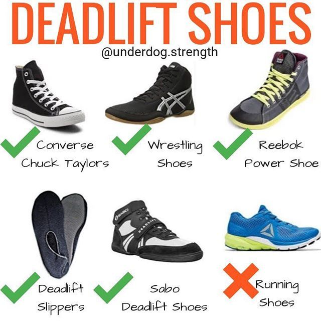 best flat sole shoes for lifting