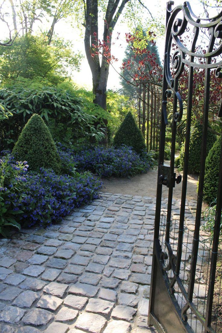 deco jardin normandie