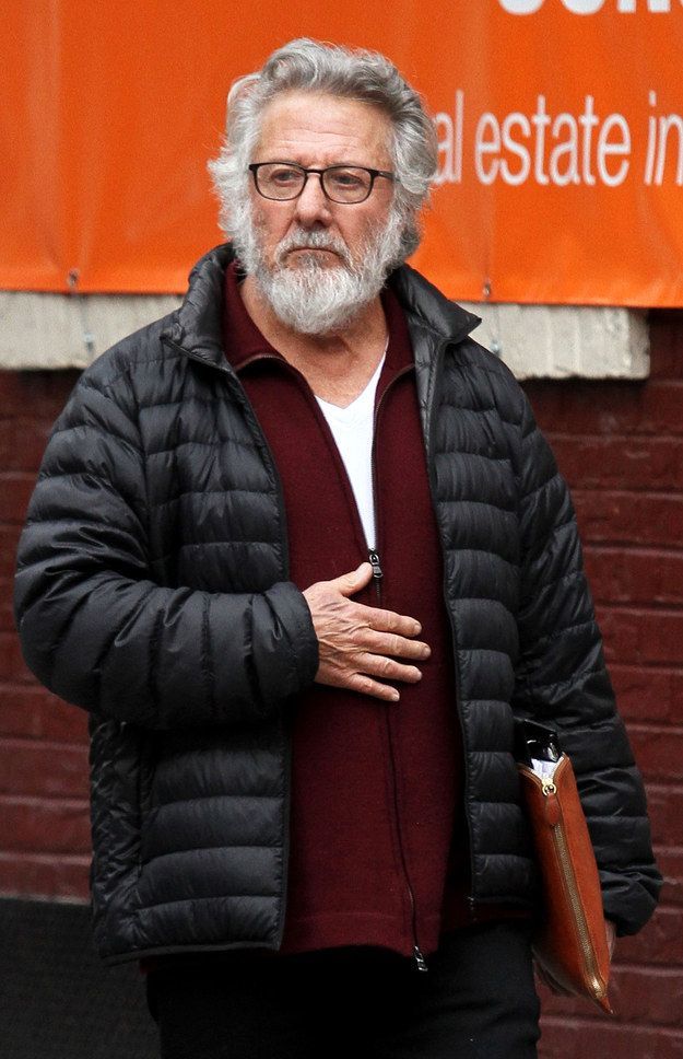 Because Dustin Hoffman has a big ol' beard now… | In Praise Of Dustin Hoffman's Very Distinguished Beard