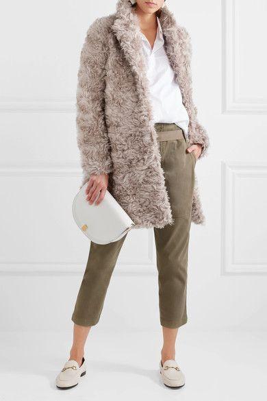 The 25  best Faux shearling coat ideas on Pinterest | Shearling ...