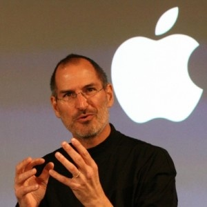 Steve Jobs. Visionary and master CEO
