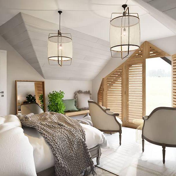 Luxus Schlafzimmer In 2020 Room Home Loft Bed