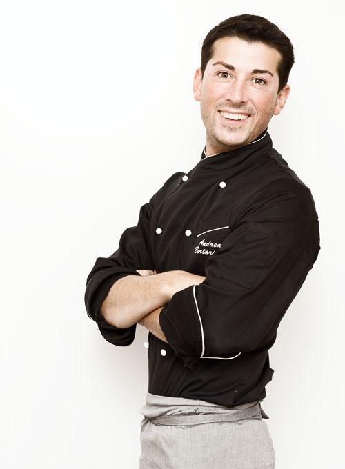 Chef Andrea Bertarini (Concabella, Vacallo CH)