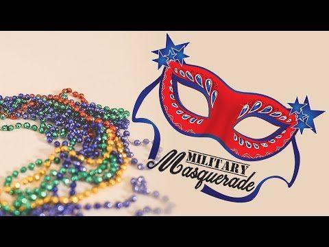 Alpha Omega Military Masquerade - YouTube