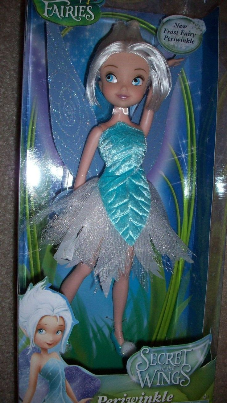 Tinker Bell Peter Pan 146041: Disney Tinkerbell Fairies Periwinkle Secret Of The Wings Doll Original Wave 1 -> BUY IT NOW ONLY: $34.95 on eBay!