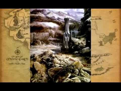 Rozhlasová hra Pán Prsteňov Dve Veže 3. Rohanský Kráľ