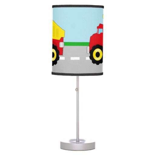 Construction Lamps For Boys : Ideas about boys construction room on pinterest