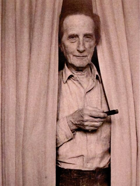 Marcel Duchamp, New York, 1965 by Ugo Malas