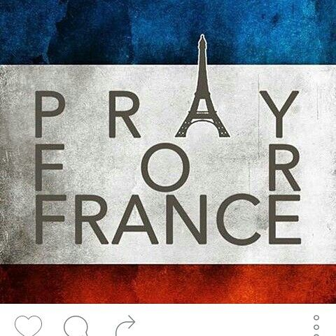 Prayers for France during Bastille Day... Another tragedy
