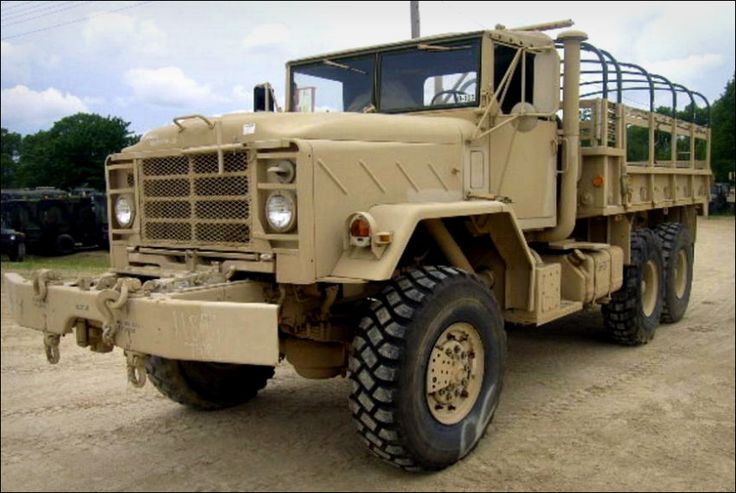 1990 BMY Division of Harsco M925A2 5-ton 6x6 Cargo Truck. Find your Military Vehicle on Government Liquidation!