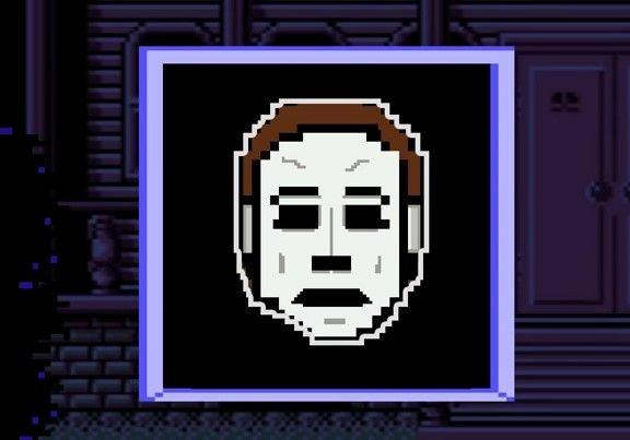 Хэллоуин, 8 бит (ВИДЕО)