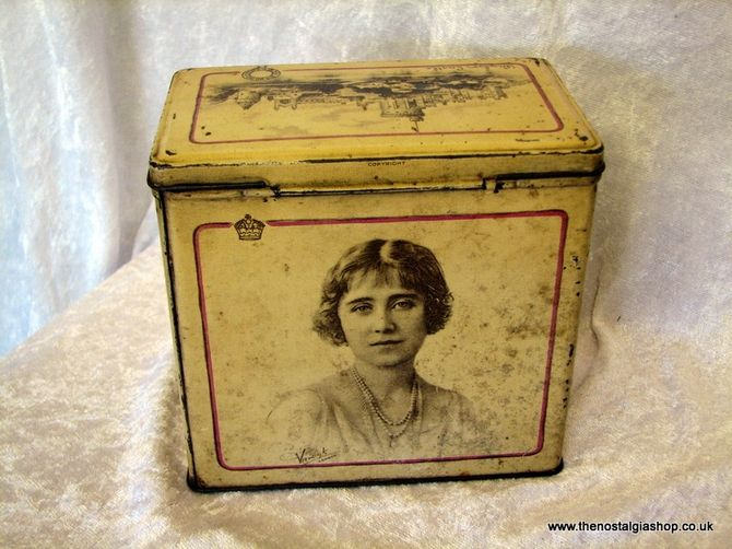 Gray, Dunn & Co. Ltd Vintage Biscuit Tin (ref nos065)