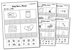Clothespin Centers, Lesson Plans - The Mailbox