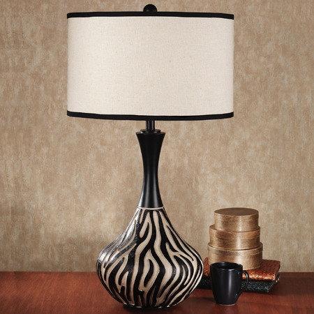 Acheron Zebra Table Lamp