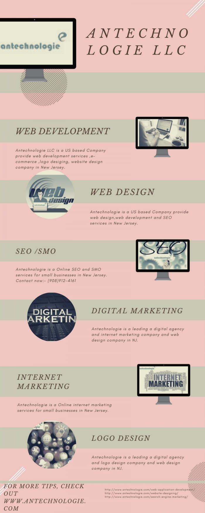Responsive Web Design, Graphic Design, and Digital Marketing Services In Edison