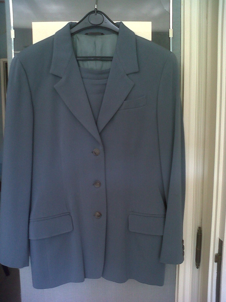 Fall Max Mara 70s  Suits (Jacket and skirt)