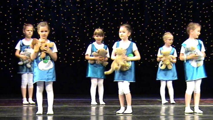 tance przedszkolaków