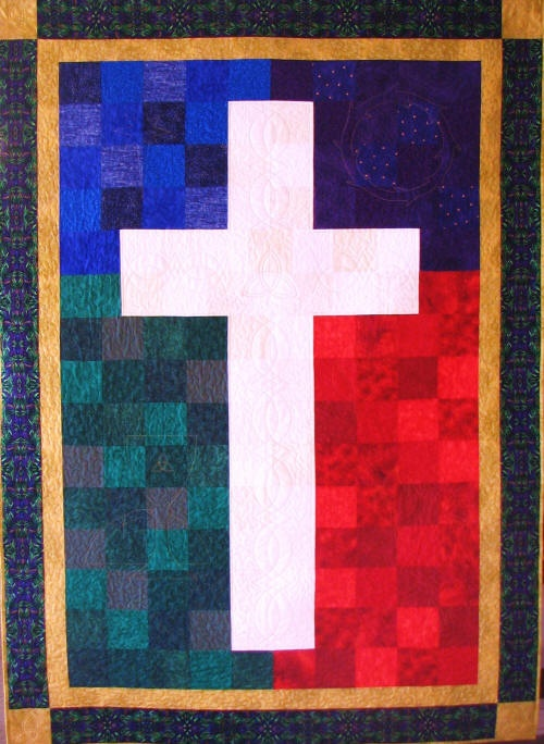 Christian Cross Pattern 17 Best images about q...