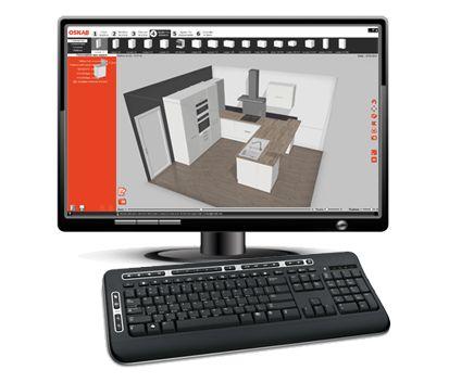1000 id es sur le th me logiciel 3d gratuit sur pinterest for Plan cuisine gratuit en ligne