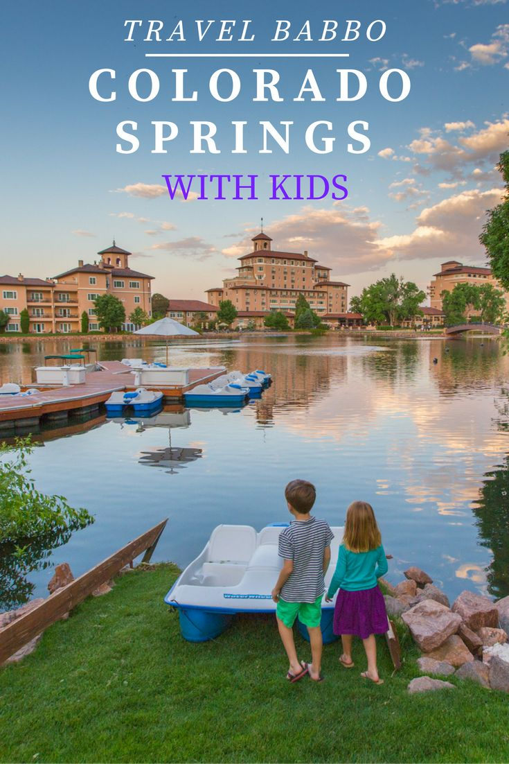 Colorado Springs with kids: I grew up in Colorado Springs and go back all the time with my kids. Click through to see are our favorite things to do.