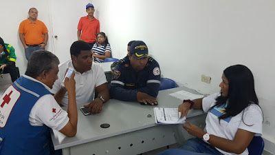En Riohacha: Simulacro permitió identificar debilidades en estrategia de respuesta