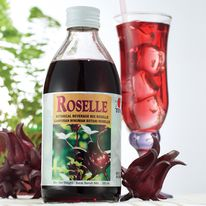 Roselle Juice is specially made from the extract of Roselle calyces. It is rich in vitamin C (potent antioxidant), beta carotene, vitamins B1, B2 and B6 (essential co-enzymes in metabolic process). Roselle Juice is a healthy refreshment suitable for all. http://usagano.dxnnet.com/products