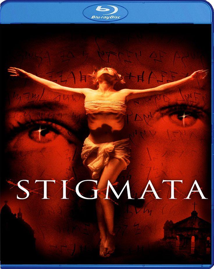 Stigmata [1999] Blu-ray Cover