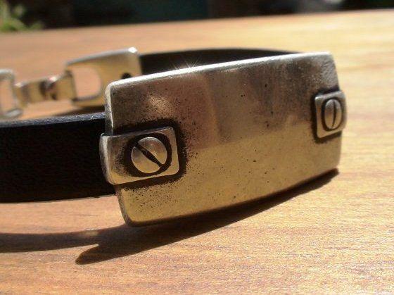 mens bracelets mens leather cuff bracelets for Men mens