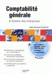 Jean-Jacques Friedrich - Comptabilité générale et gestion des entreprises. - Agrandir l'image
