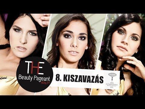 A nyolcadik kiszavazás - The Beauty Pageant Reality - Miss International...