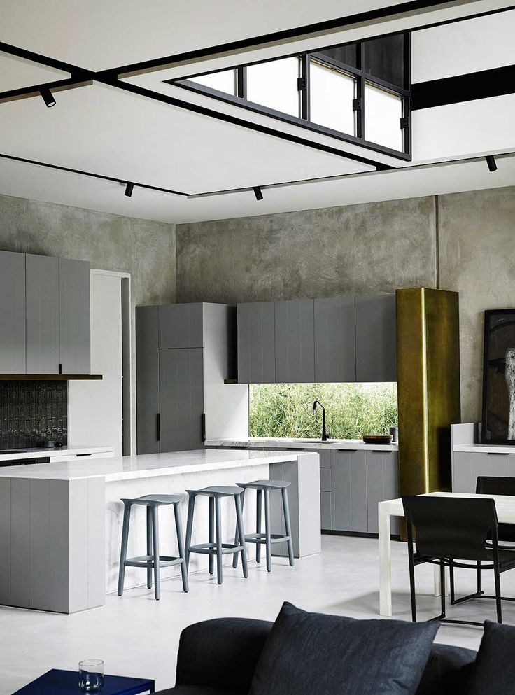 Balwyn House in Melbourne's Collingwood by Fiona Lynch Design Office | Yellowtrace