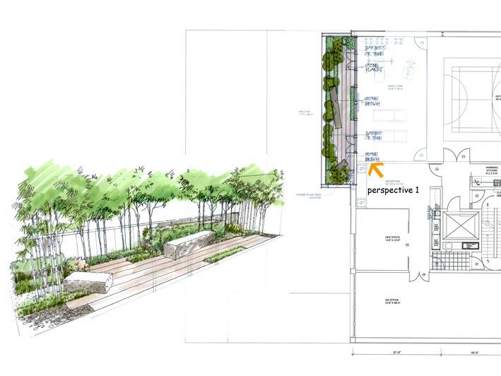 Edmund Hollander Landscape Architect Design P.C. - City Landscapes - Nolita Roof and TerraceGarden