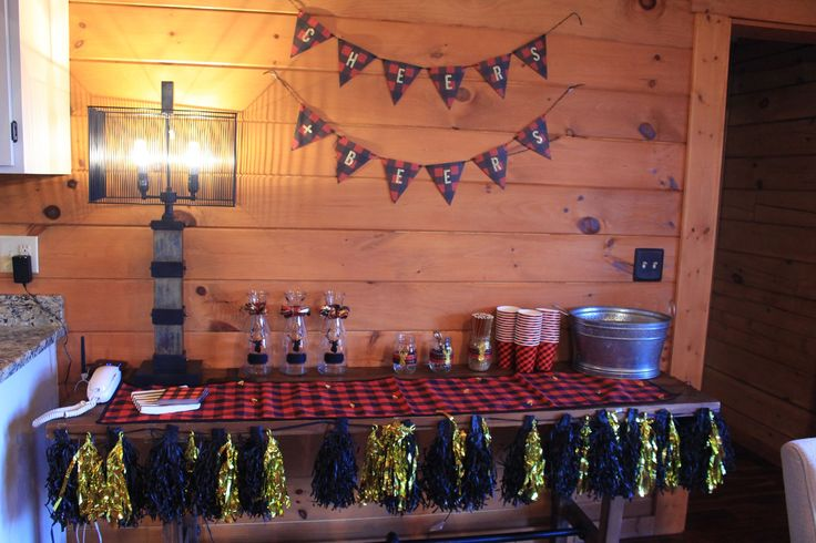 Best 25 christmas bachelorette party ideas on pinterest for Cabin bachelor party