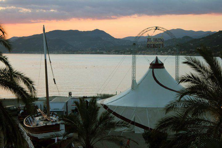 Circo El Grito, Sestri Levante, Italy