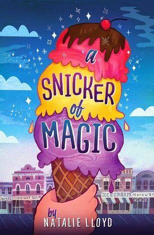 Teach Mentor Texts: A Snicker of Magic (word choice - mentor text)