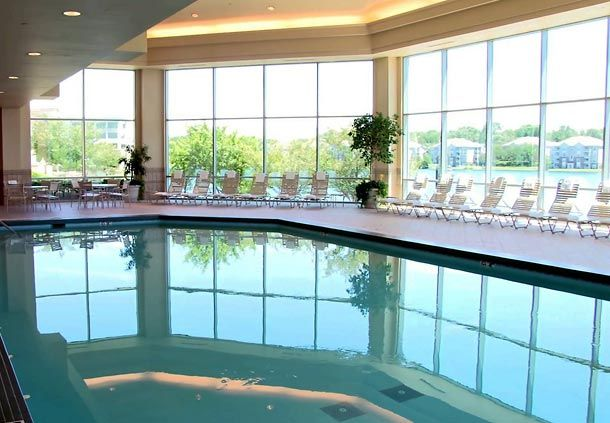 Indianapolis Marriott North Indoor Pool Hotels Suite