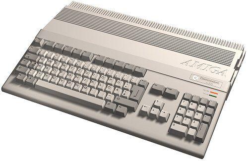 pin nerd - Commodore Amiga 500 - O primeiro a gente não esquece