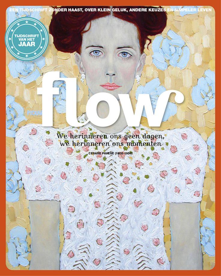 Flow 2015 - 3  We herinneren ons geen dagen, we herinneren ons momenten. Cesare Pavese (1908-1950)