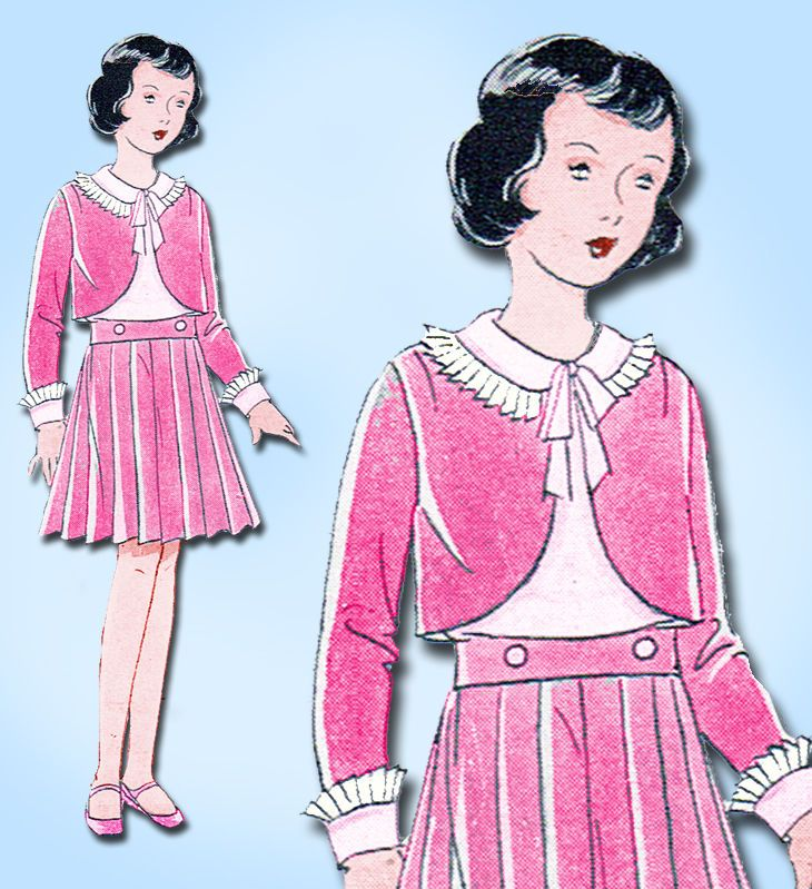 17 Best images about VINTAGE 1920s GIRLS PATTERNS ...