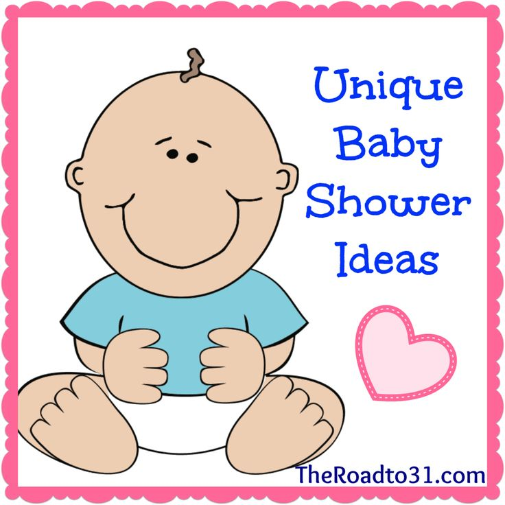 unique baby shower and gift ideas