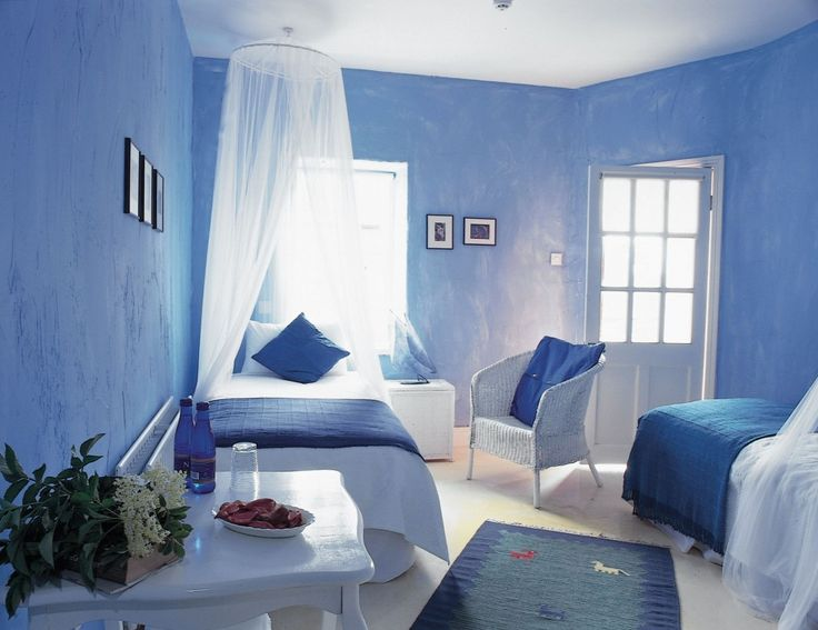 Blue Master Bedroom 100 best blauwe slaapkamers images on pinterest | home, blue