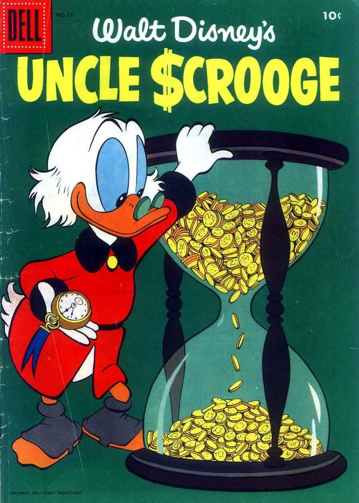 Uncle Scrooge 12 (Carl Barks)